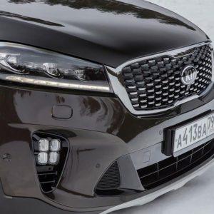 Каким будет новый Kia Sorento Prime?