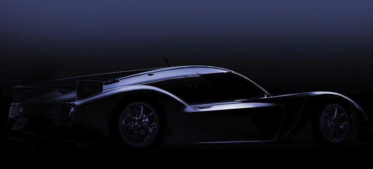 Новый суперкар от Toyota