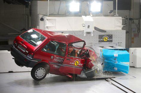 Новый рейтинг безопасности авто от Euro NCAP