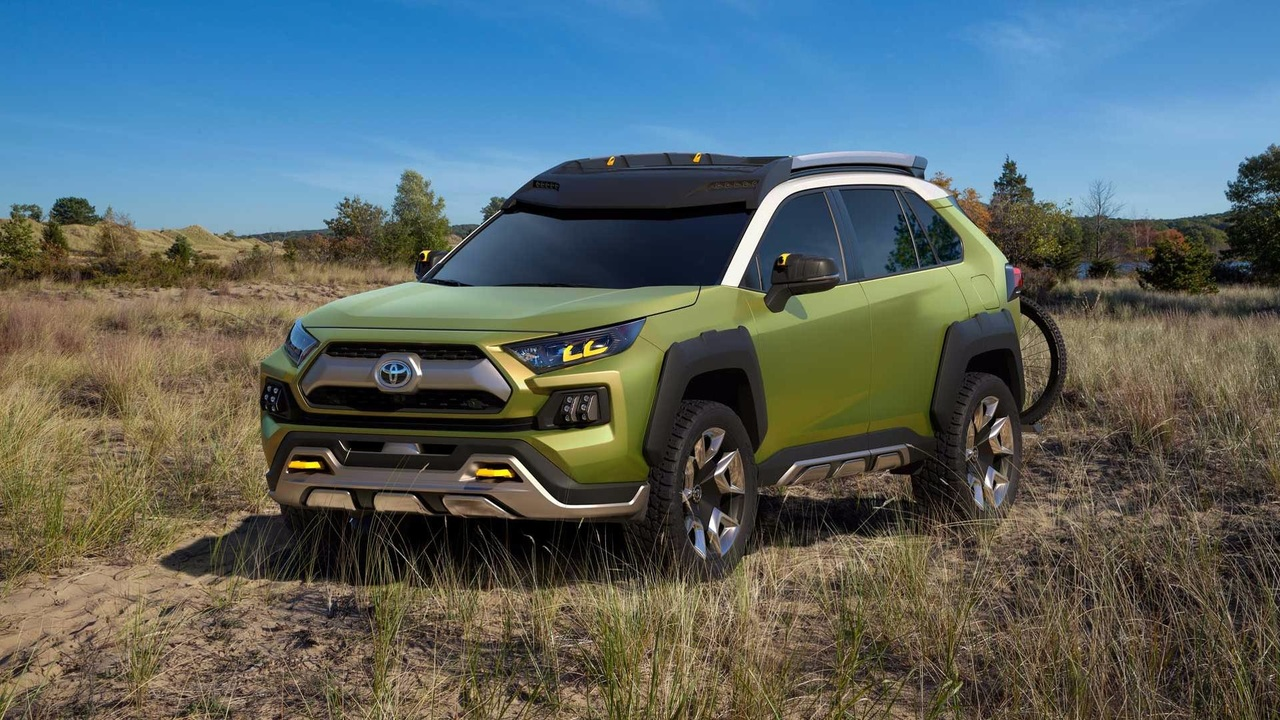 Toyota Future Adventure Concept