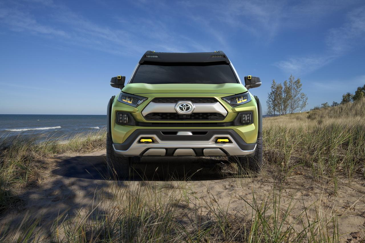 Toyota Future Adventure Concept