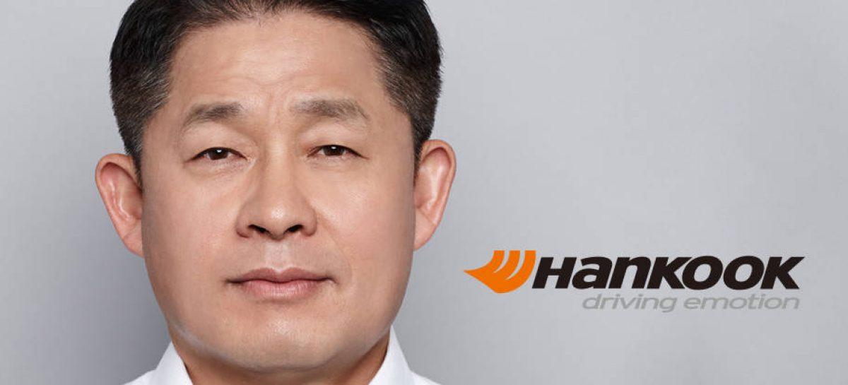 Новое назначение в Hankook Tire