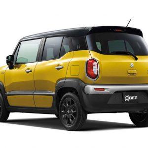 Suzuki XBee – новый компактный кроссовер