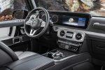 Рассекречен интерьер нового Mercedes-Benz Gelandewagen