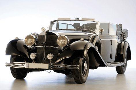 Автомобиль Гитлера уйдет с молотка в США