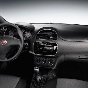Fiat Punto за краш-тест получил ноль баллов