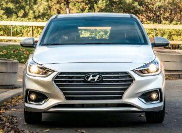 Hyundai представил новый Solaris