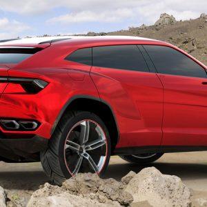 Lamborghini Urus выкуплены до выхода на рынок