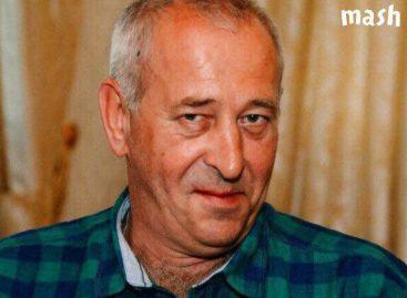 Водитель автобуса Виктор Тихонов