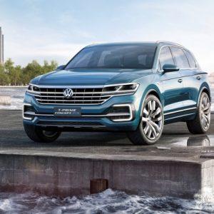 Озвучена дата премьеры обновлённого Volkswagen Touareg