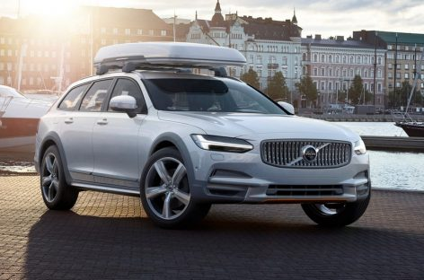 Названы цены на V90 Cross Country