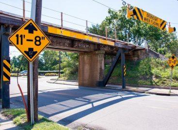 Мост гильотина