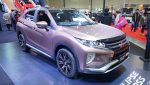 Mitsubishi представила Eclipse Cross