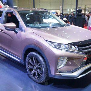 Mitsubishi представила Eclipse Cross