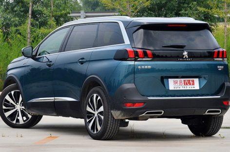 Peugeot 5008: масса меньше, кузов жёстче