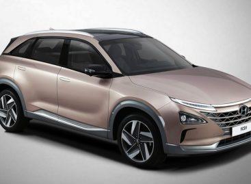 Выход нового водородного кроссовера от Hyundai