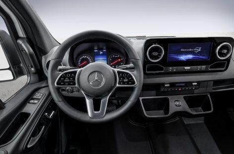 Mercedes-Benz Vans – как он поведёт сегмент за собой?