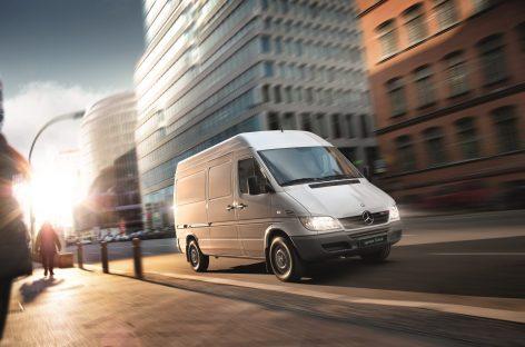 Mercedes-Benz отзывает из России автобусы и фургоны Sprinter Classic