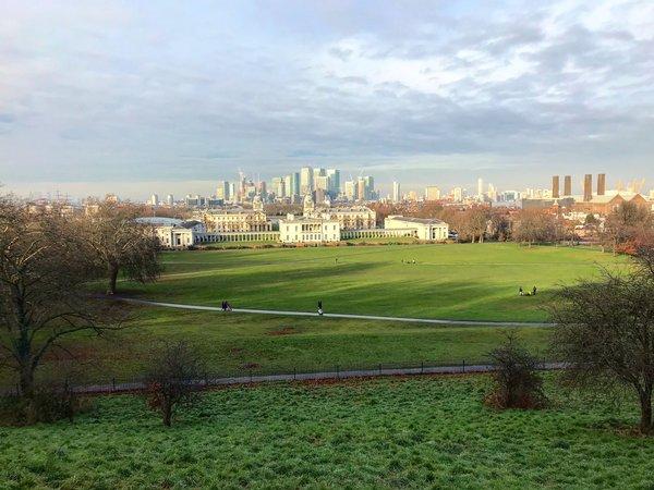 парк в Лондоне
