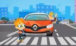 Renault Россия и «Фиксики» рассказывают о безопасности на дорогах