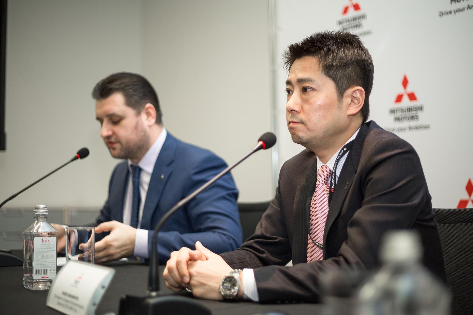 Наоя Накамура (Naoya Nakamura), Президент и Главный исполнительный директор «ММС Рус»