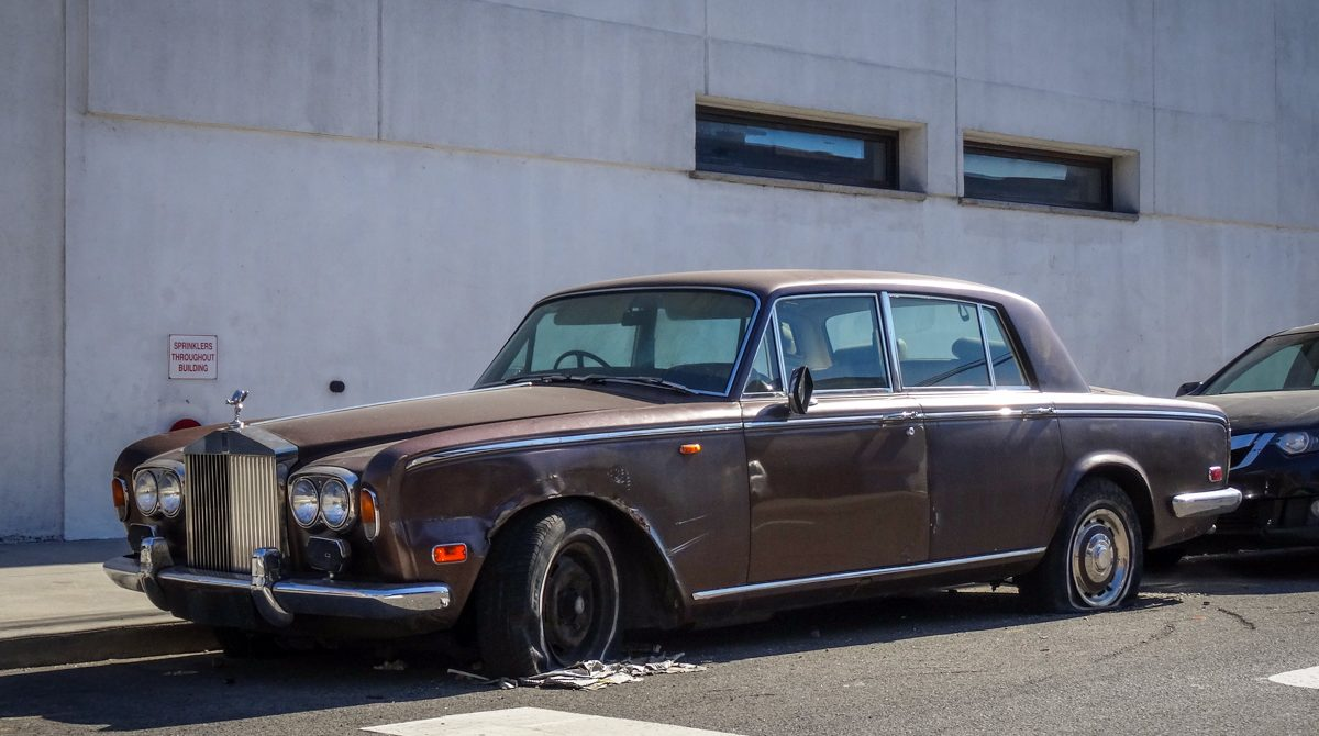Старые автомобили на улицах Нью-Йорка – 30