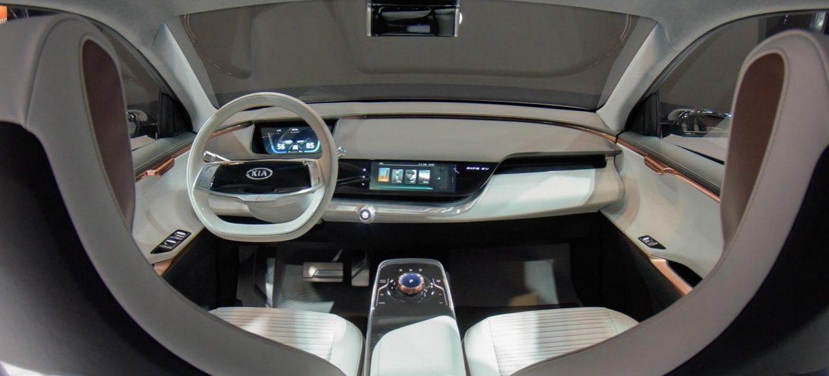 Встречаем электрокроссовер Kia Niro EV с запасом хода 380 км без подзарядки