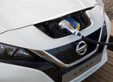 Nissan делает ставку на электромобили