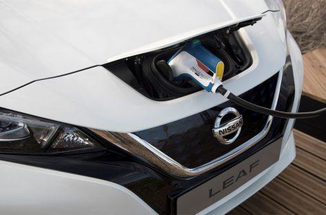 Nissan показала новую электрическую экосистему