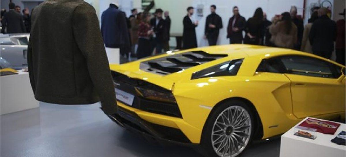 Collezione Automobili Lamborghini: Осень-Зима 2018