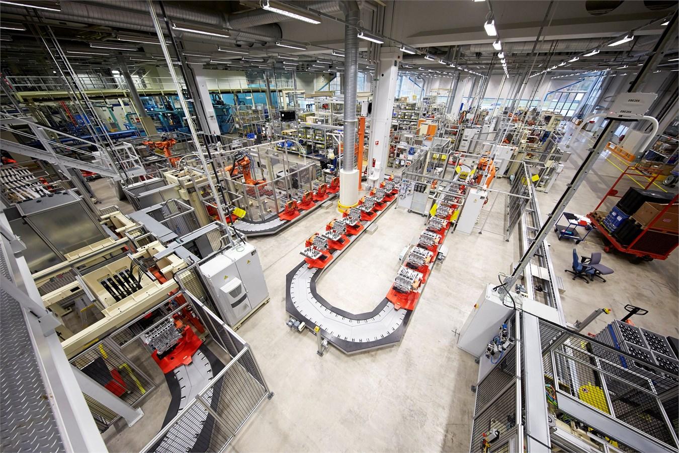 завод Volvo Cars