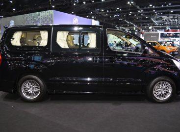 Обновление дизайна Hyundai Grand Starex