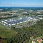 На заводе в Генте Volvo впервые установила солнечные батареи