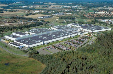 Завод Volvo не оказывает влияния на климат