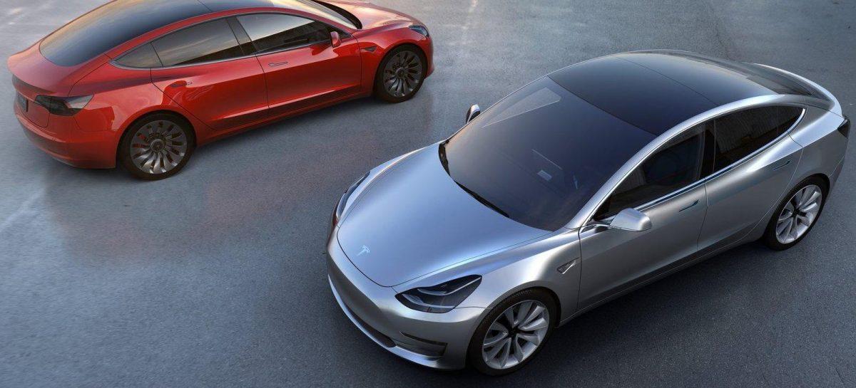 Tesla планирует выпускать в Китае по 3 тысячи автомобилей в неделю