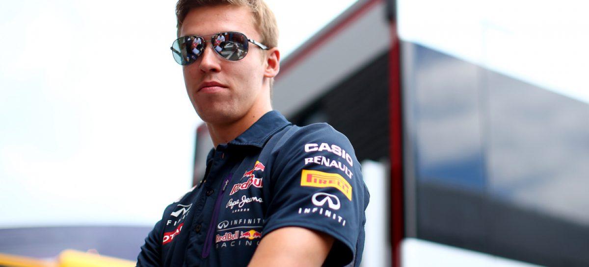 Даниил Квят стал пилотом по развитию Ferrari