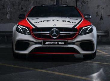Mercedes-AMG E63 S 4MATIC+ стал pace car