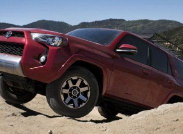 Toyota представит три новых внедорожника