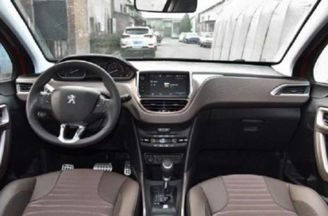 В Китае начались продажи нового кроссовера Peugeot 2008