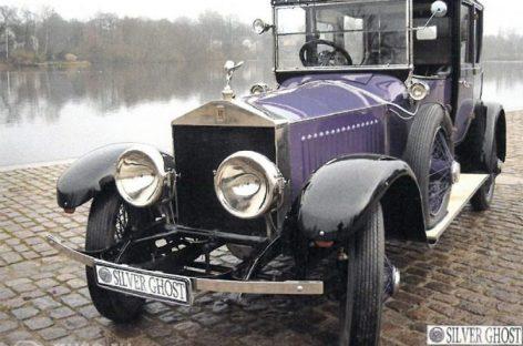 Rolls-Royce Николая II за 270 миллионов