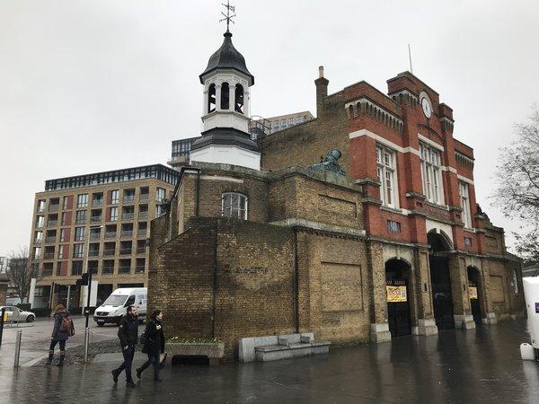 архитектура Лондона