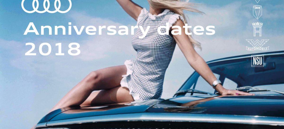 Все рекорды и вехи истории Audi в одном буклете