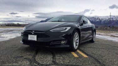 Tesla – самый быстрый бронеавтомобиль