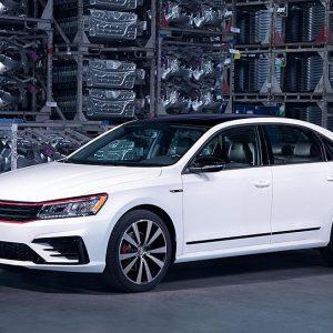 Volkswagen представит Passat GT