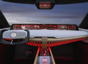 Nissan представила кроссовер Xmotion