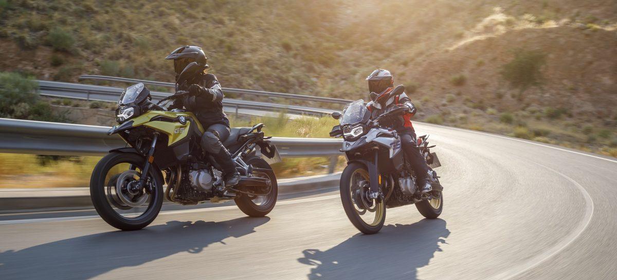 BMW Motorrad поддержит «Маркотх 2018»