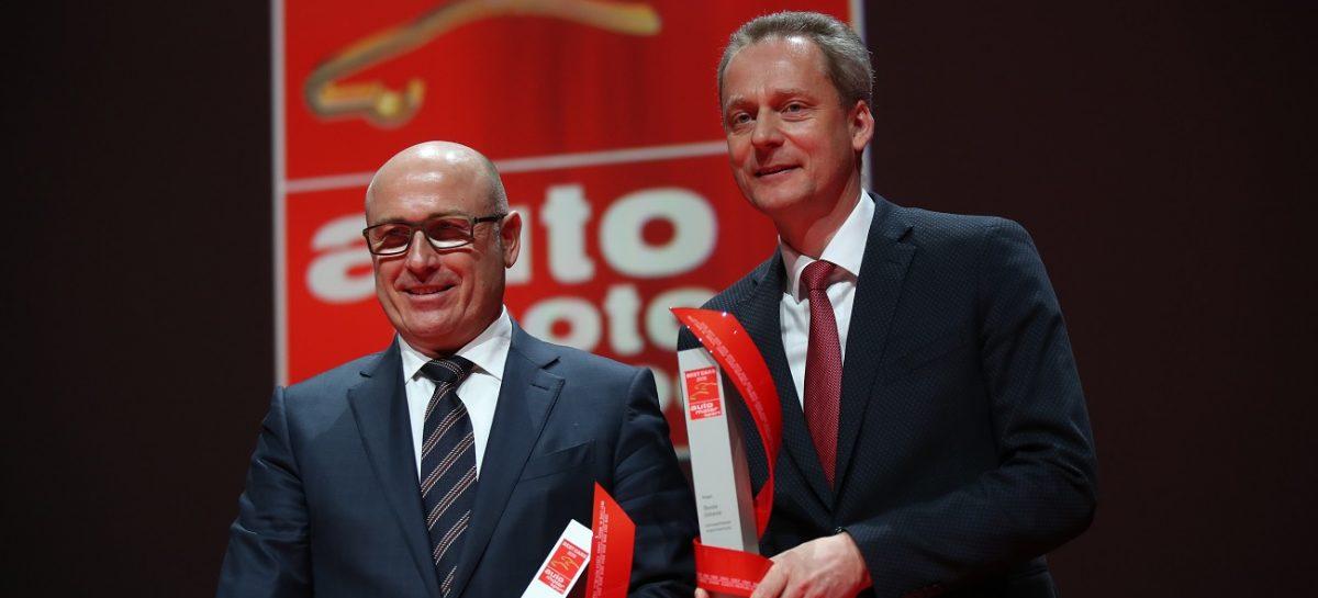 Новые награды Škoda Octavia и Škoda Karoq