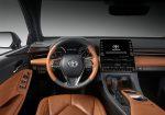 Новый Toyota Avalon: динамичный и агрессивный