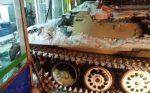 Житель Мурманской области поехал за вином на угнанном БТР