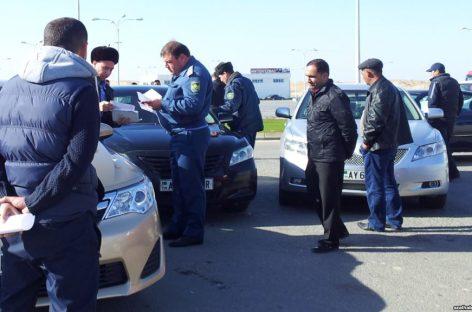 Власти Туркменистана запретили женщинам садиться за руль